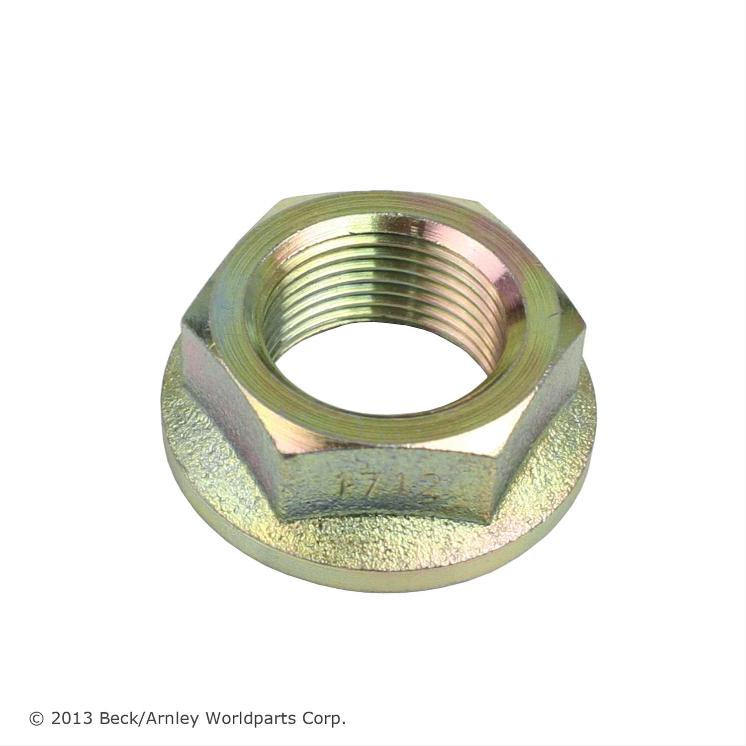 Beck Arnley 103-0533 Axle Nuts