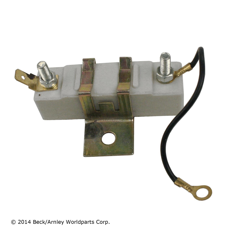 Ballast resistor of purpose Viewing a