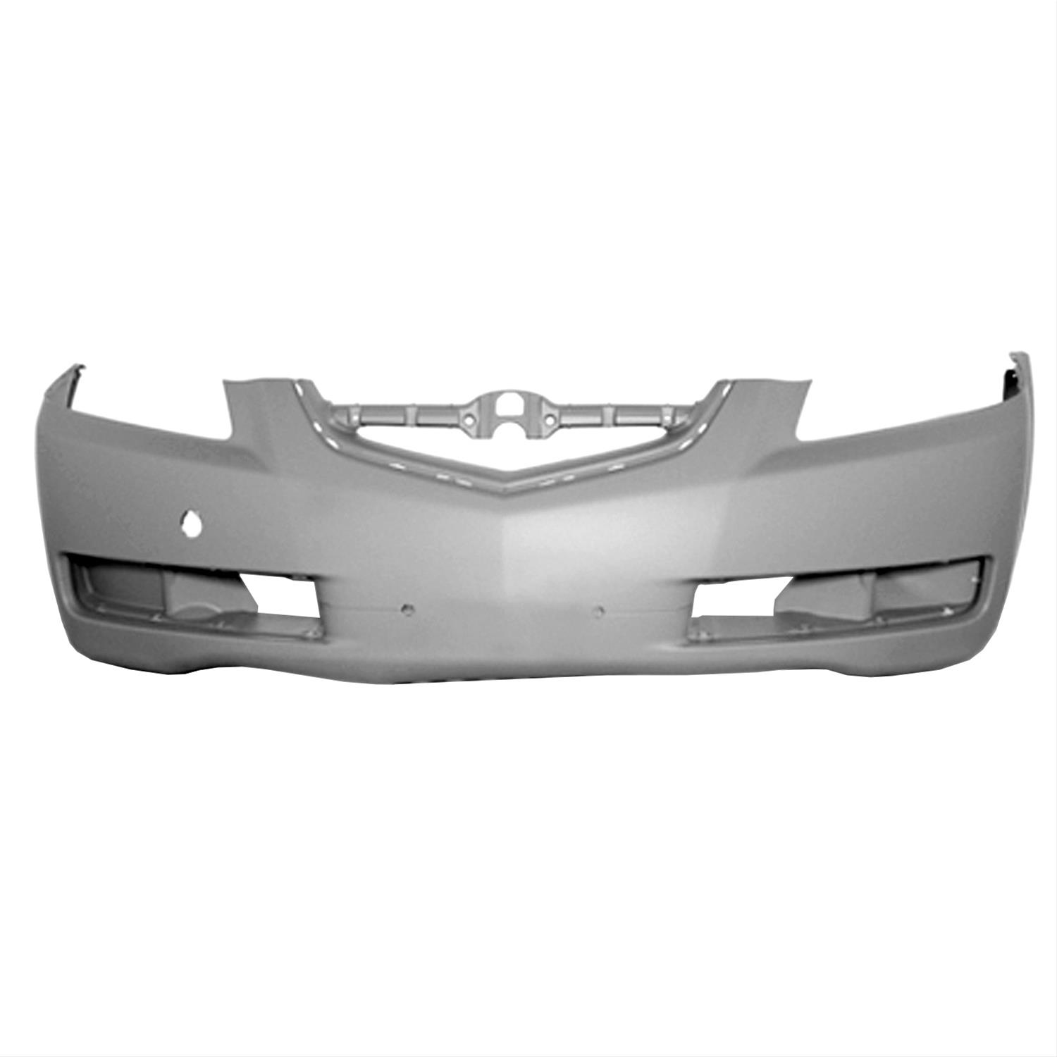 04 06 Acura Tl: BUMPER COVER; FRONT; 04-06 TL WO LOGO Fits Acura