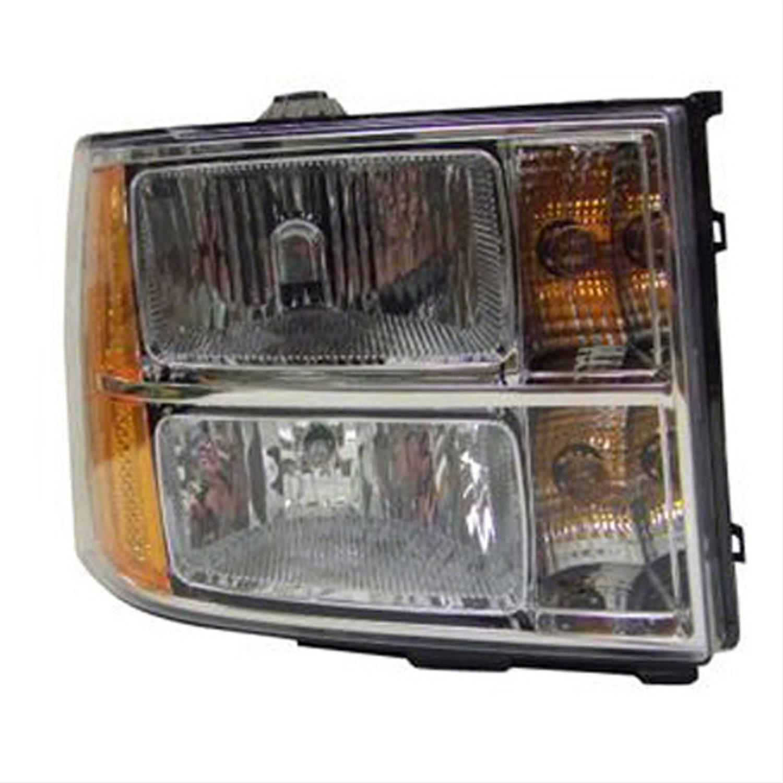 2008 GMC SIERRA 1500 Body Parts Headlight Assemblies