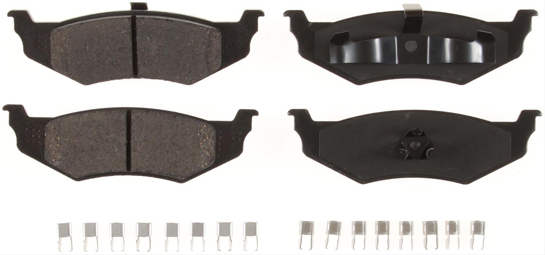 Disc Brake Pad-Bendix CQ Disc Brake Pad Rear Bendix D641