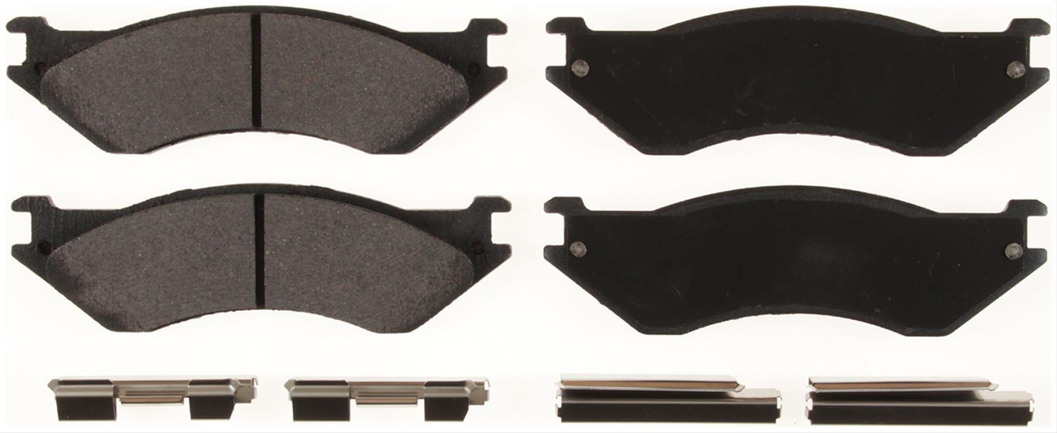 Bendix D758CT CT-3 Brake Pad Set