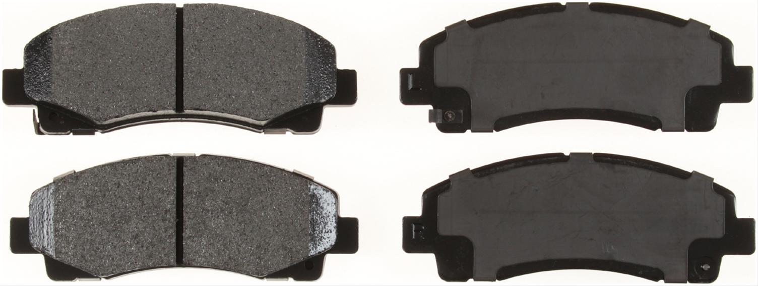 Bendix D1102 Disc Brake Pad Set-CQ Front