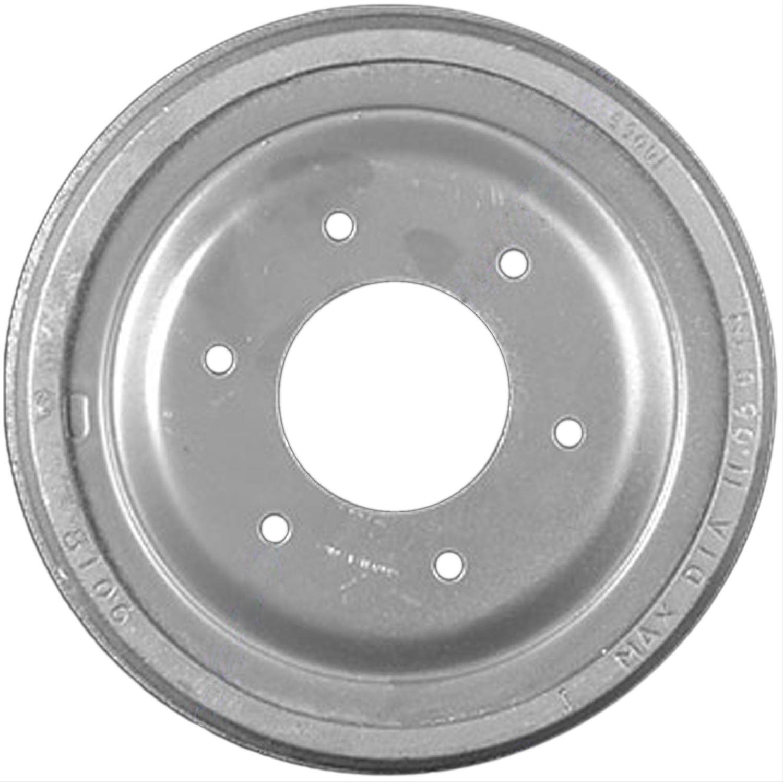 Bendix PDR0600 Brake Drum