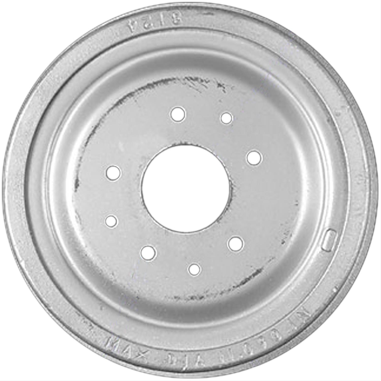 Two bendix brakes pdr brake drum cast iron front