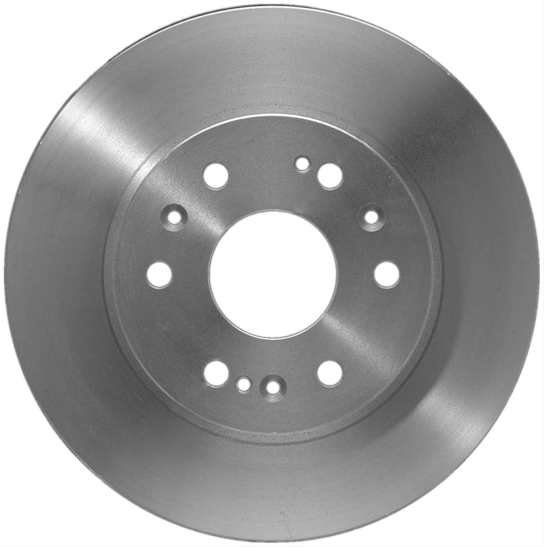 Disc Brake Rotor-Premium Brake Rotor Front Bendix PRT1155