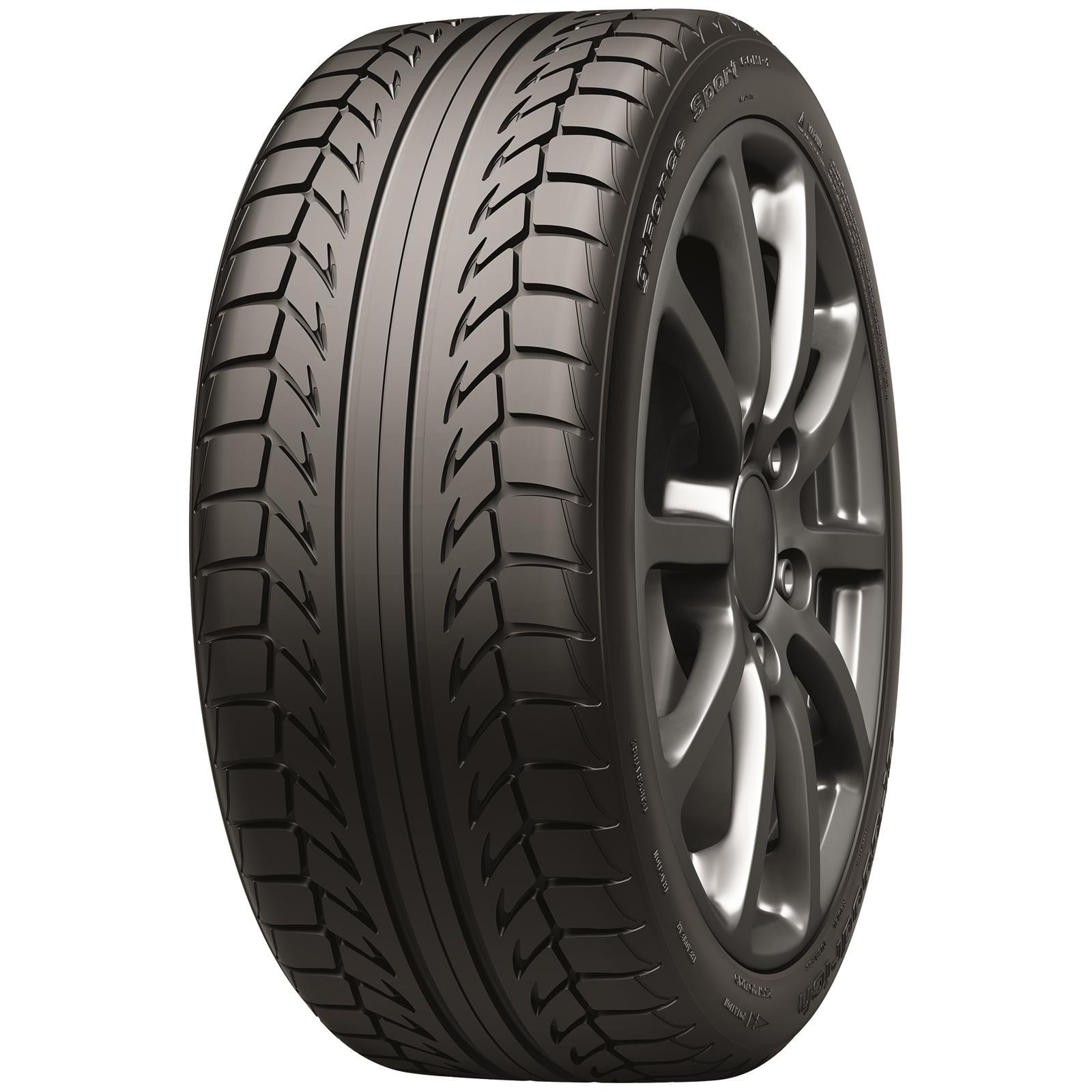 pair 2 bfgoodrich g force sport comp 2 tires 235 45 17 radial 41420 ebay. Black Bedroom Furniture Sets. Home Design Ideas