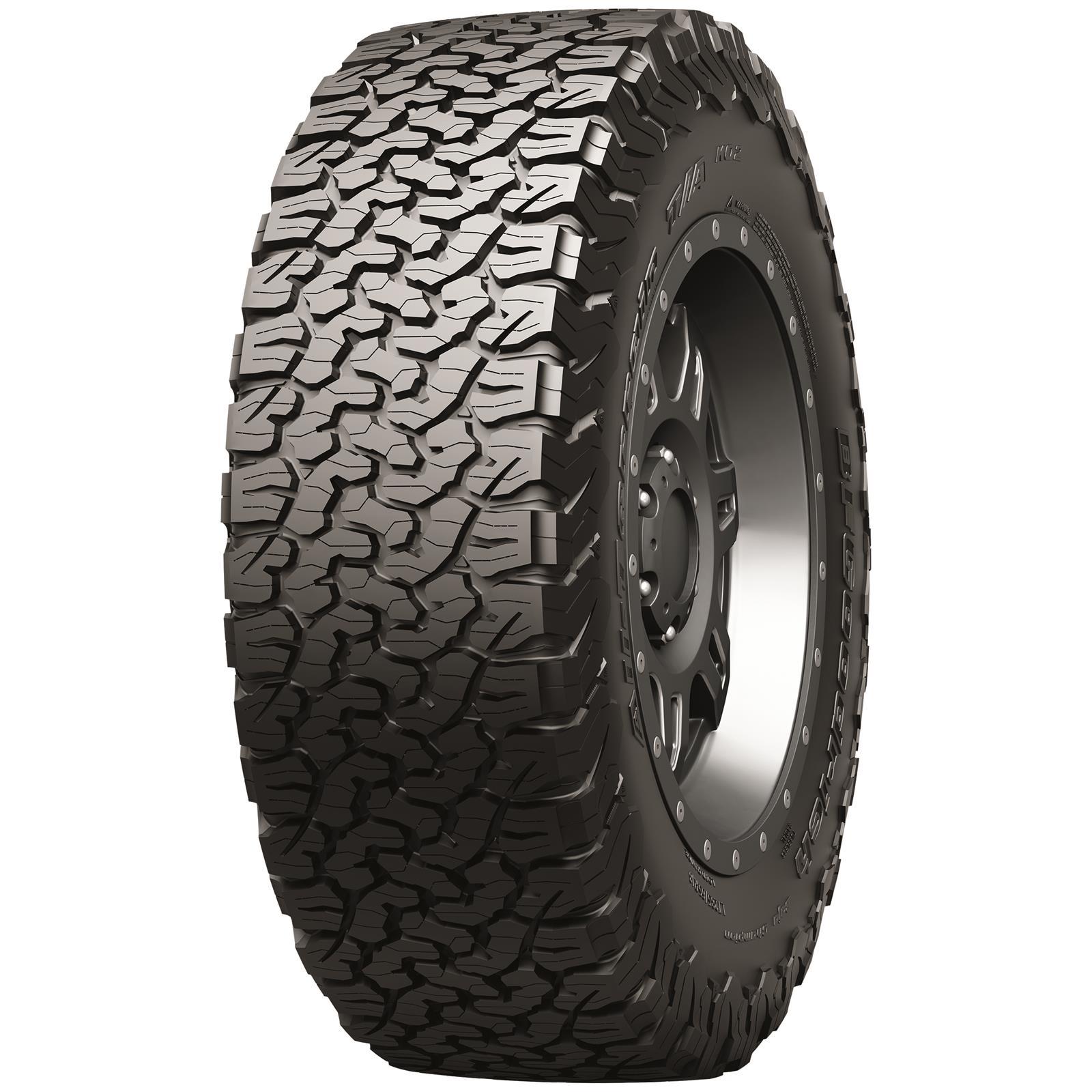 BFGoodrich All Terrain T A KO2 Tires Free Shipping on Orders