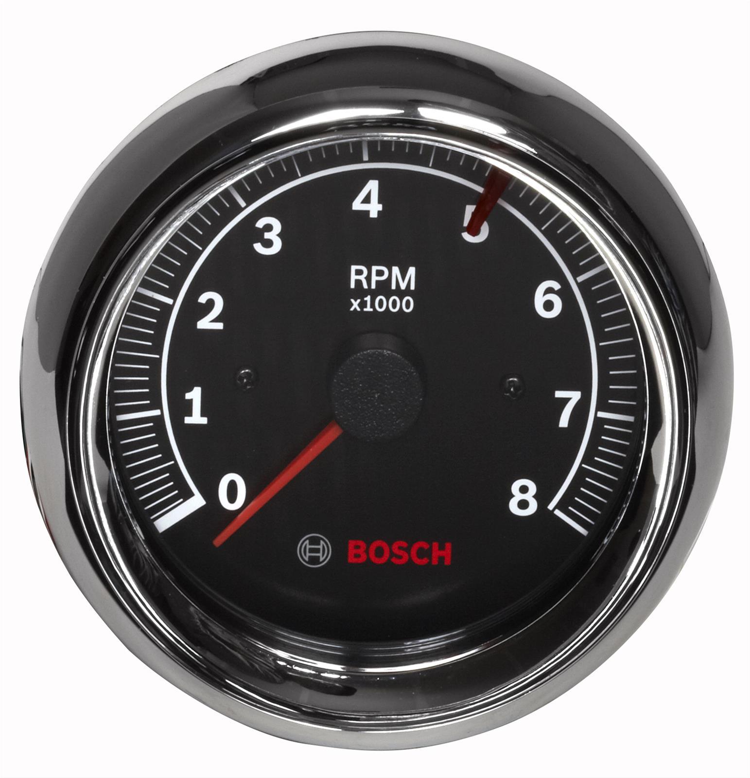 bosch sport ii tachometer gauges fst 7901 free shipping. Black Bedroom Furniture Sets. Home Design Ideas