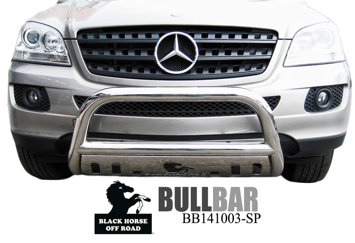 BLACK HORSE Off Road BB141003A Bull Bar