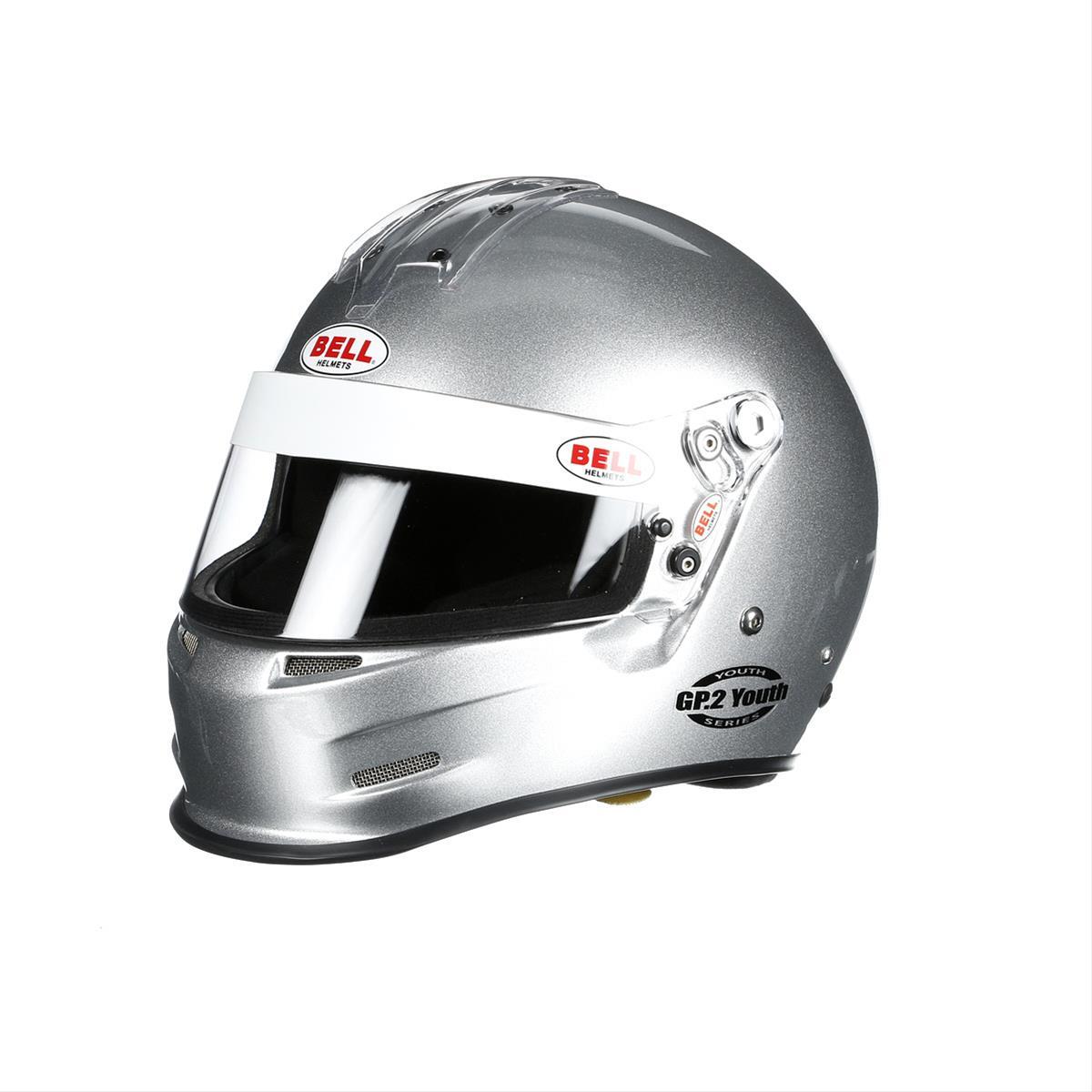 Bell Racing Helmets >> Bell Racing Racer Series Gp2 Youth Helmets 1425023