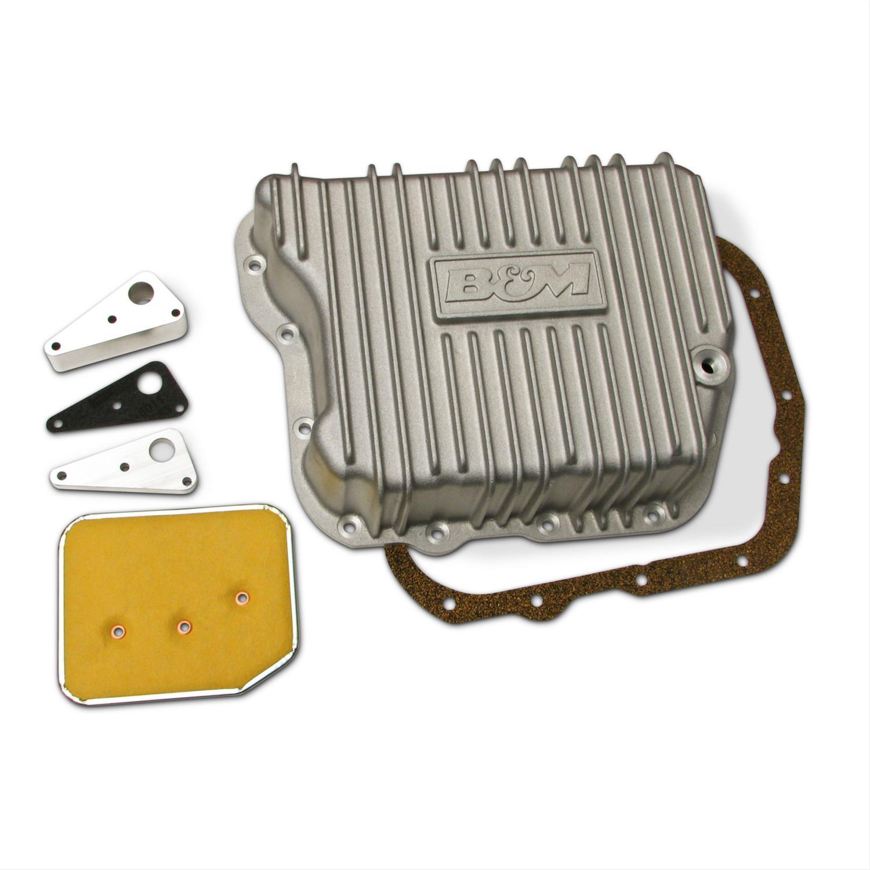 B&M Automatic Transmission Deep Pans 10280