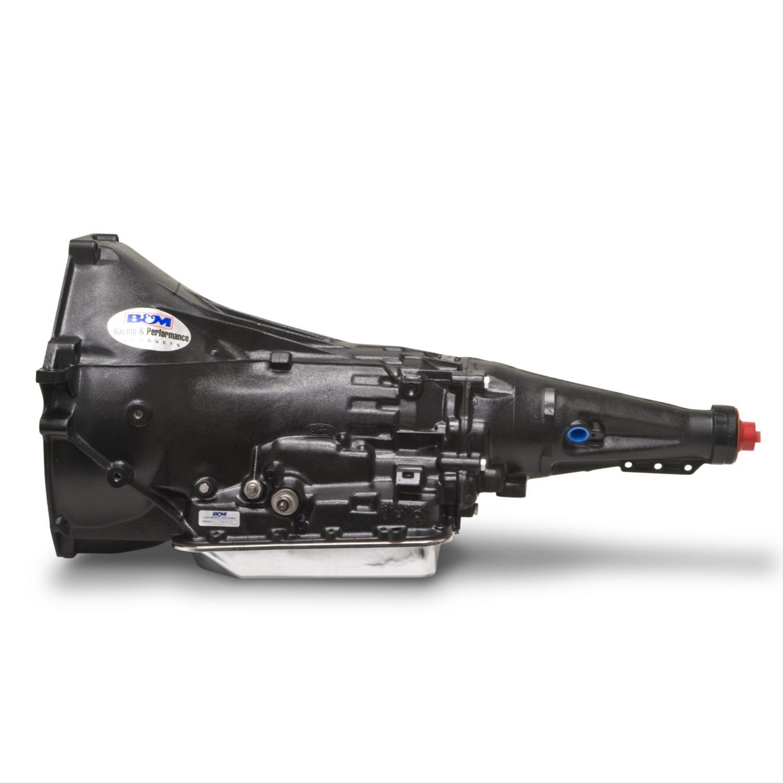 Automatic Transmission: B&M Automatic Transmission Forward Shift Pattern Automatic