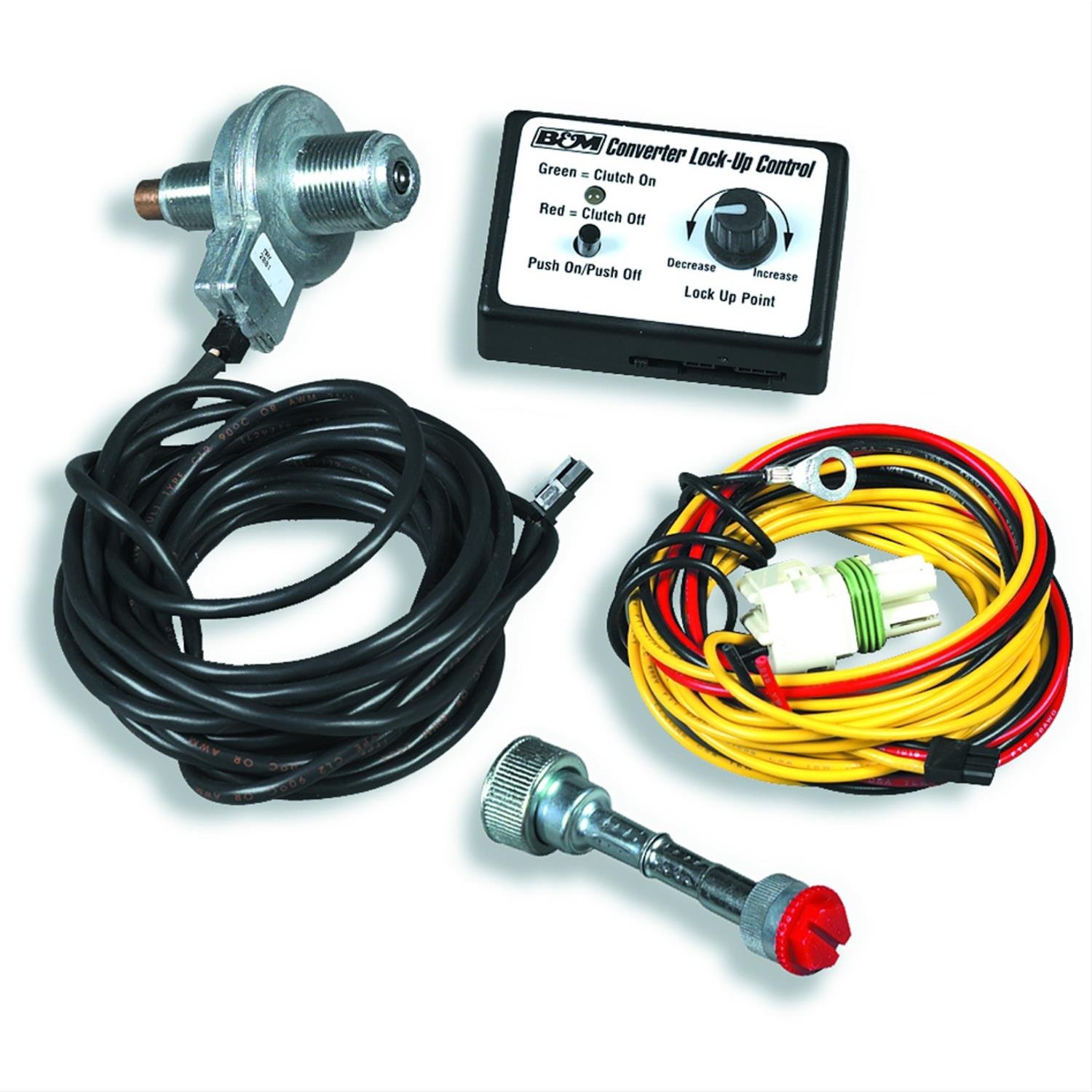 Bm Converter Lockup Controls 70244 Free Shipping On Orders Over 2004r Wiring Diagram 99 At Summit Racing