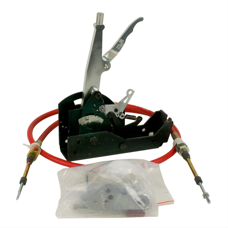 Powerglide Front Wheel Drive: B&M 80702 Automatic Shifter Pro Stick Chevy Powerglide Ea