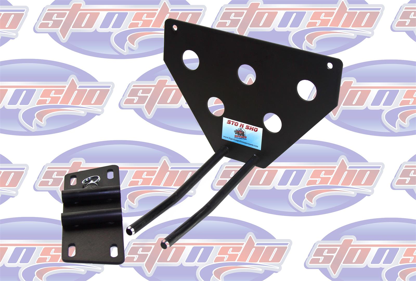 Sto N Sho SNS49 Front License Plate Bracket