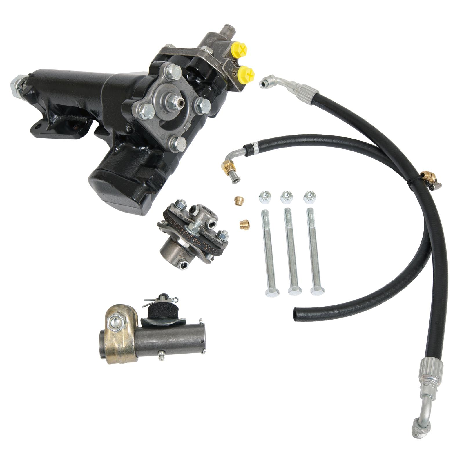 Borgeson Corvette Power Steering Kits 999032 Free Shipping On 196567 Bb Pump Parts And Accessories Orders Over 99 At Summit Racing