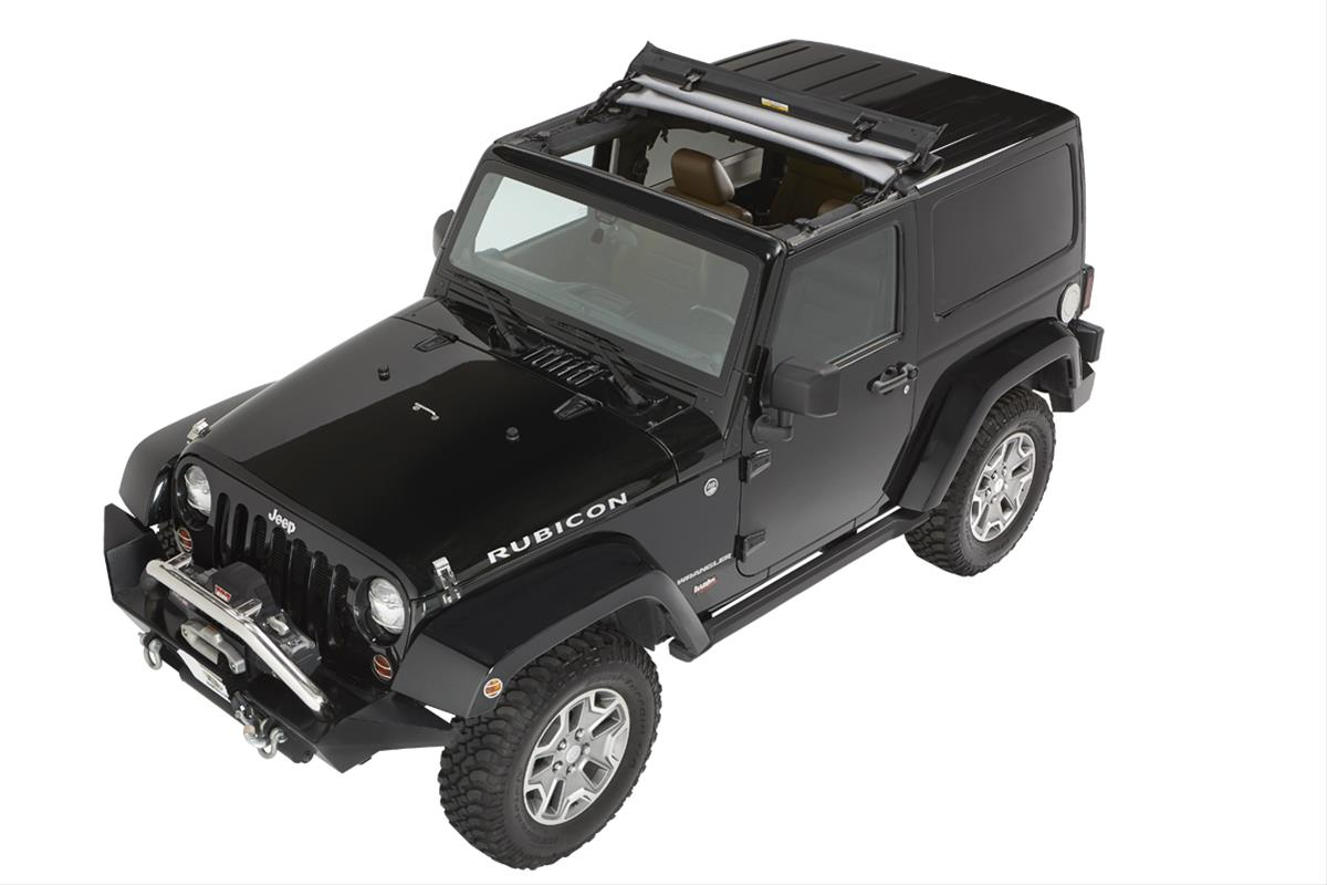 2007 Jeep Wrangler Bestop Sunrider Tops For Hardtop Jeeps 52450 17 Free Shipping On Orders Over 99 At Summit Racing