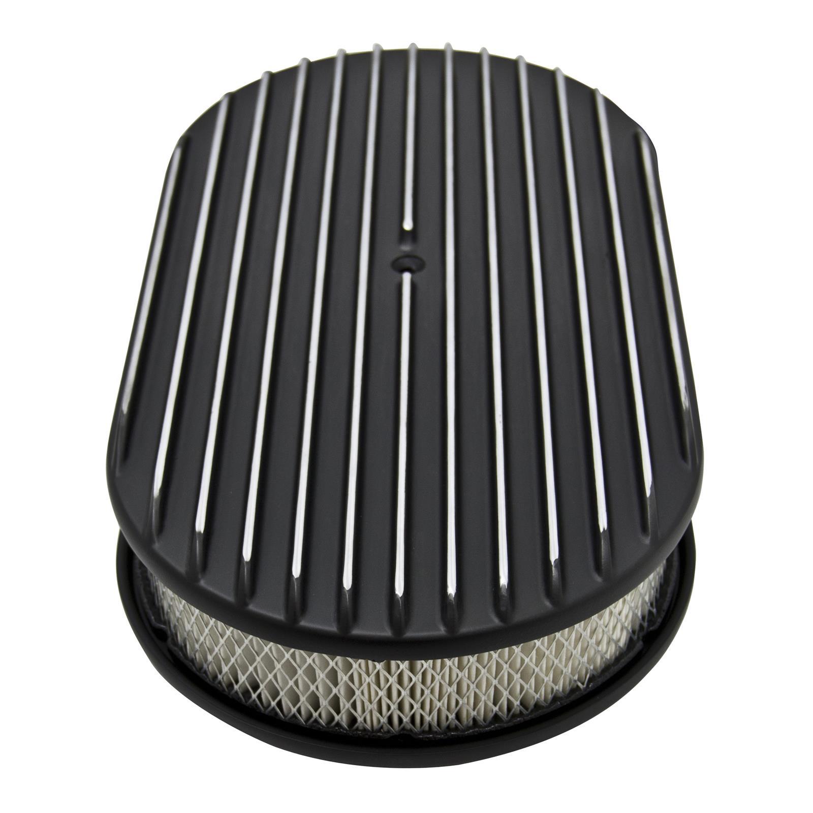 Cal Custom Air Cleaner : Cal custom™ finned aluminum air cleaners b