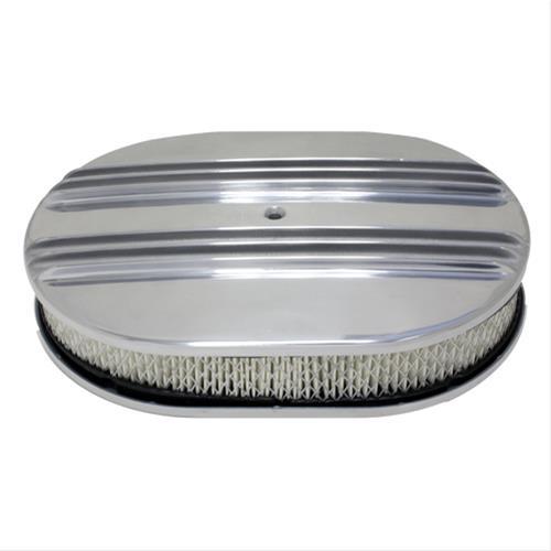 Cal Custom Air Cleaner : Cal custom™ finned aluminum air cleaners