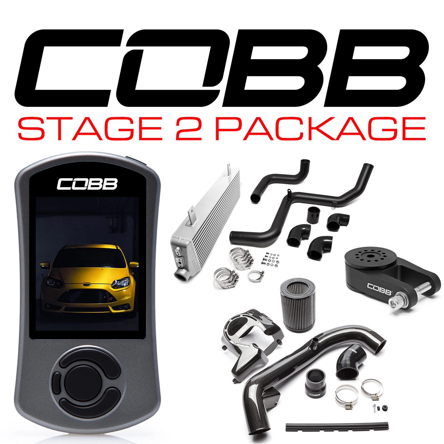 COBB Tuning Ford Stage 2 Power Packages FOR001FO2CF