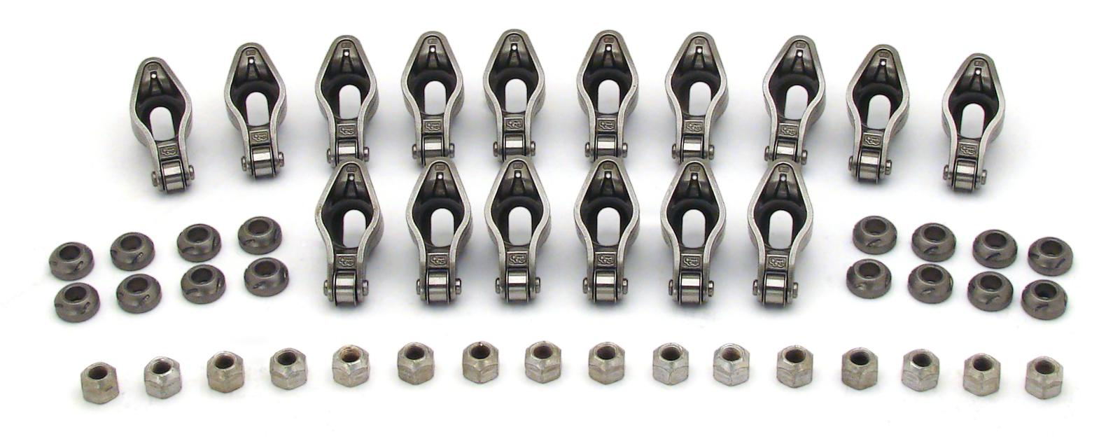 COMP Cams Magnum Steel Roller Tip Rocker Arms 1417-16 - Free Shipping on  Orders Over $99 at Summit Racing