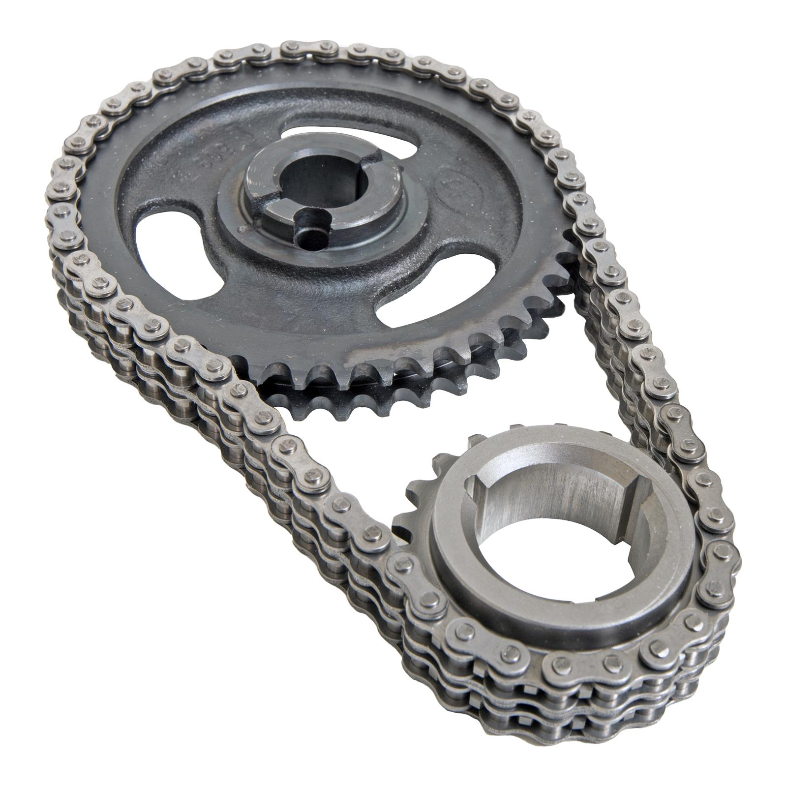 Summit Cam Bearing Tool: COMP Cams Magnum Double Roller Timing Set 2120 Ford SB V8