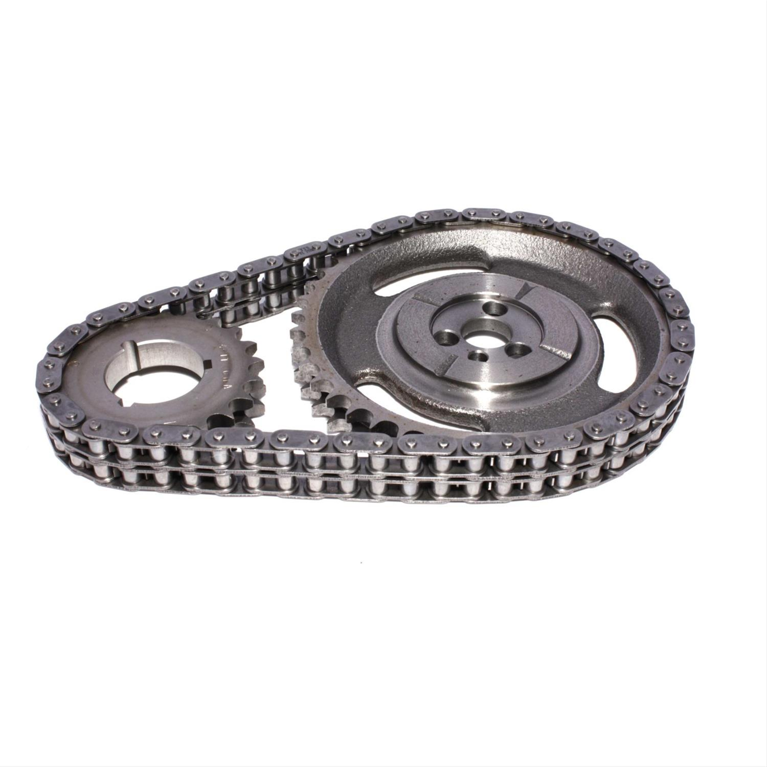 Summit Cam Bearing Tool: COMP Cams Hi-Tech Roller Race Timing Set 3136 Chevy 4.3L