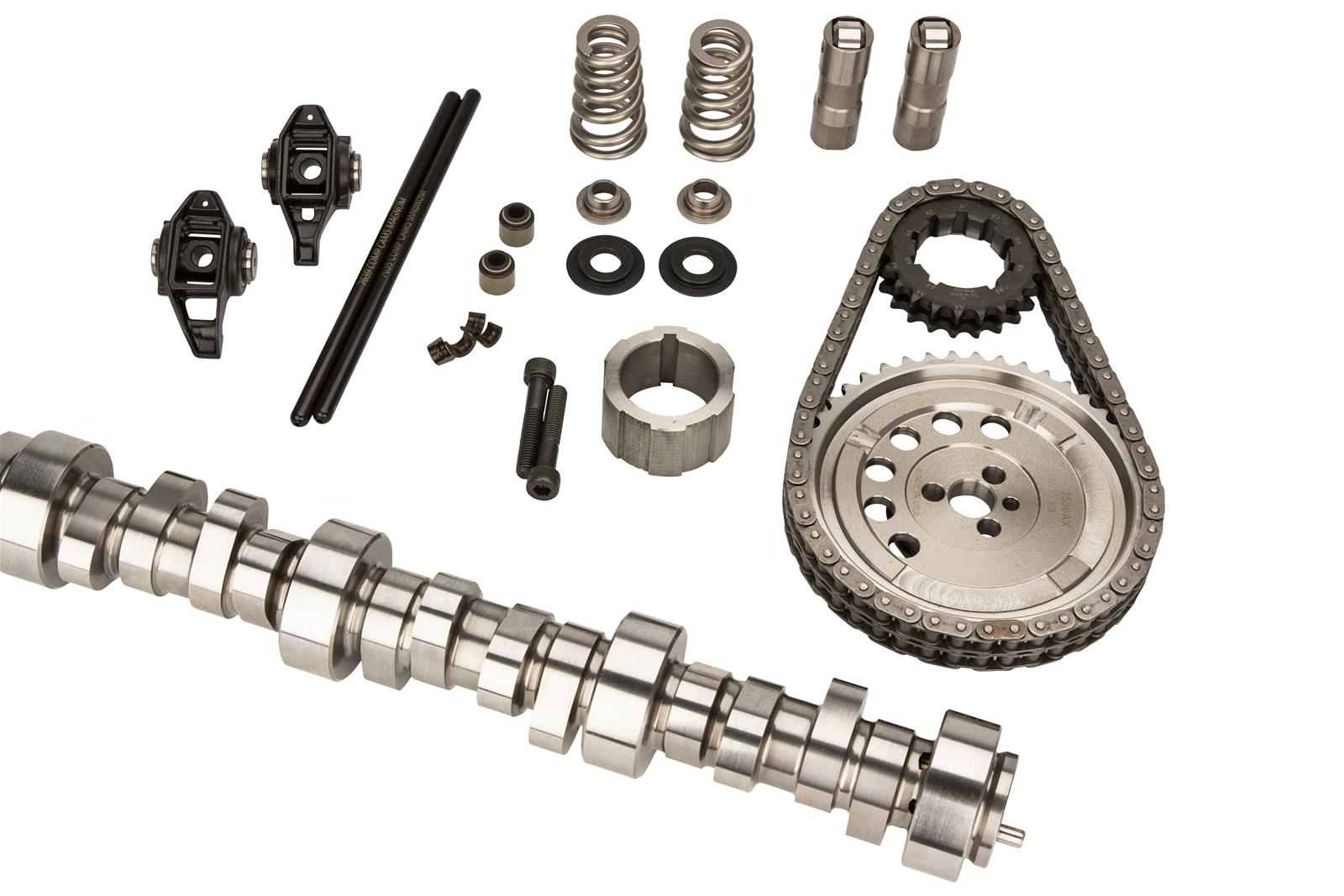 Comp Cams Stage 2 Lst Turbo Master Camshaft Packages Mk54 332 24