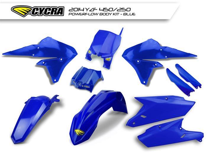 Cycra Complete Body Kit Blue 1CYC-9312-62