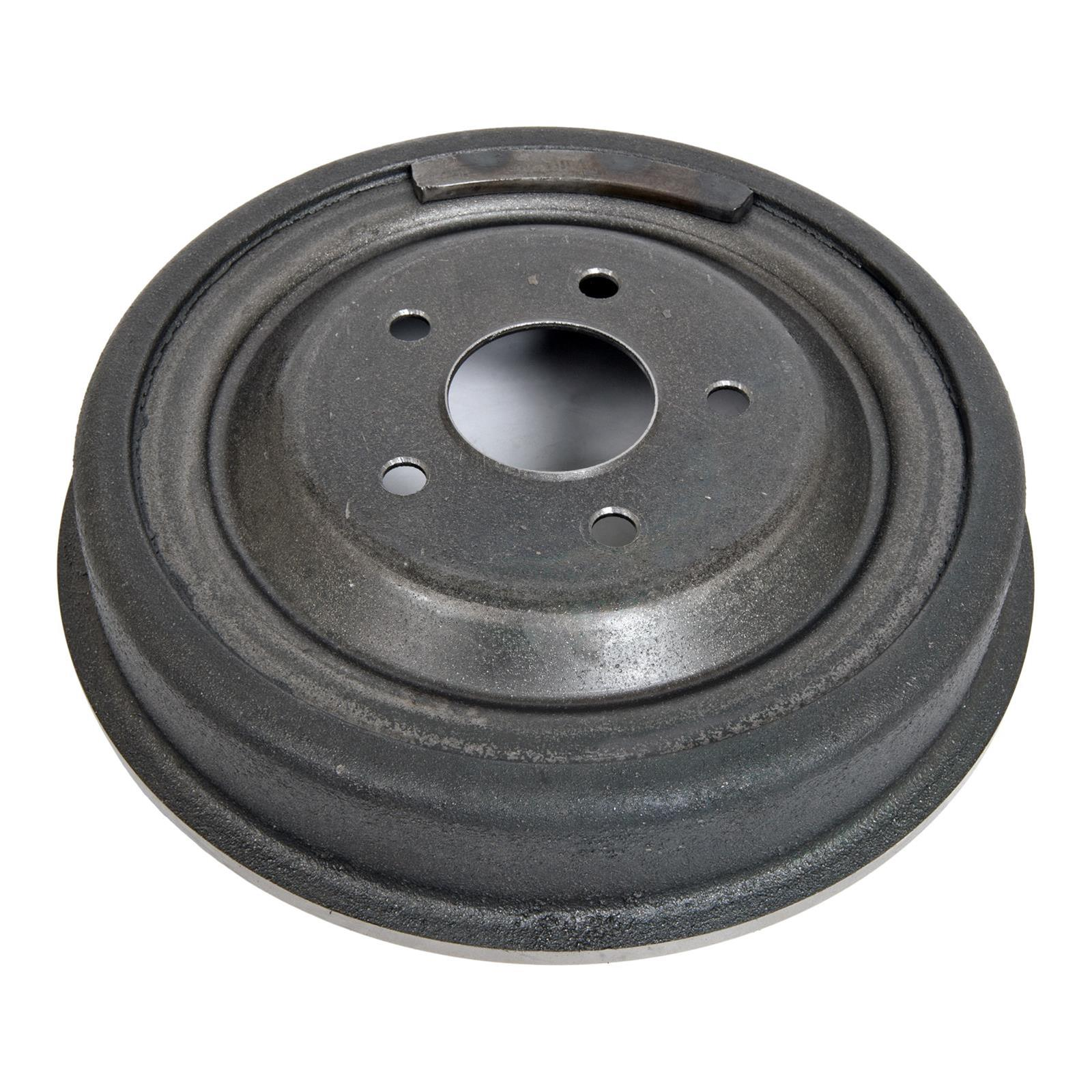 Brake Drum-C-TEK Standard Front Centric 123.65001