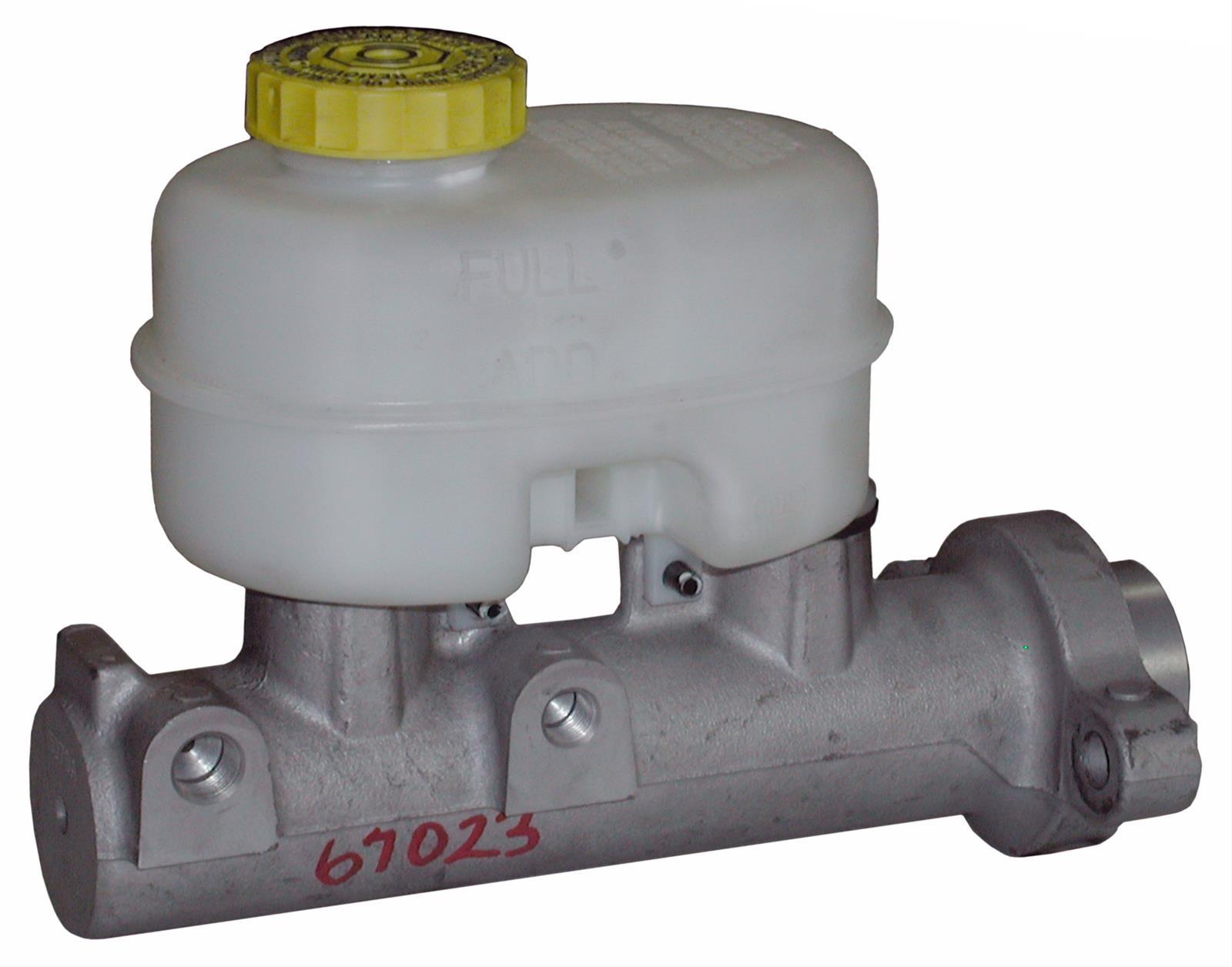 Centric Parts 130.67023 Premium Brake Master Cylinder