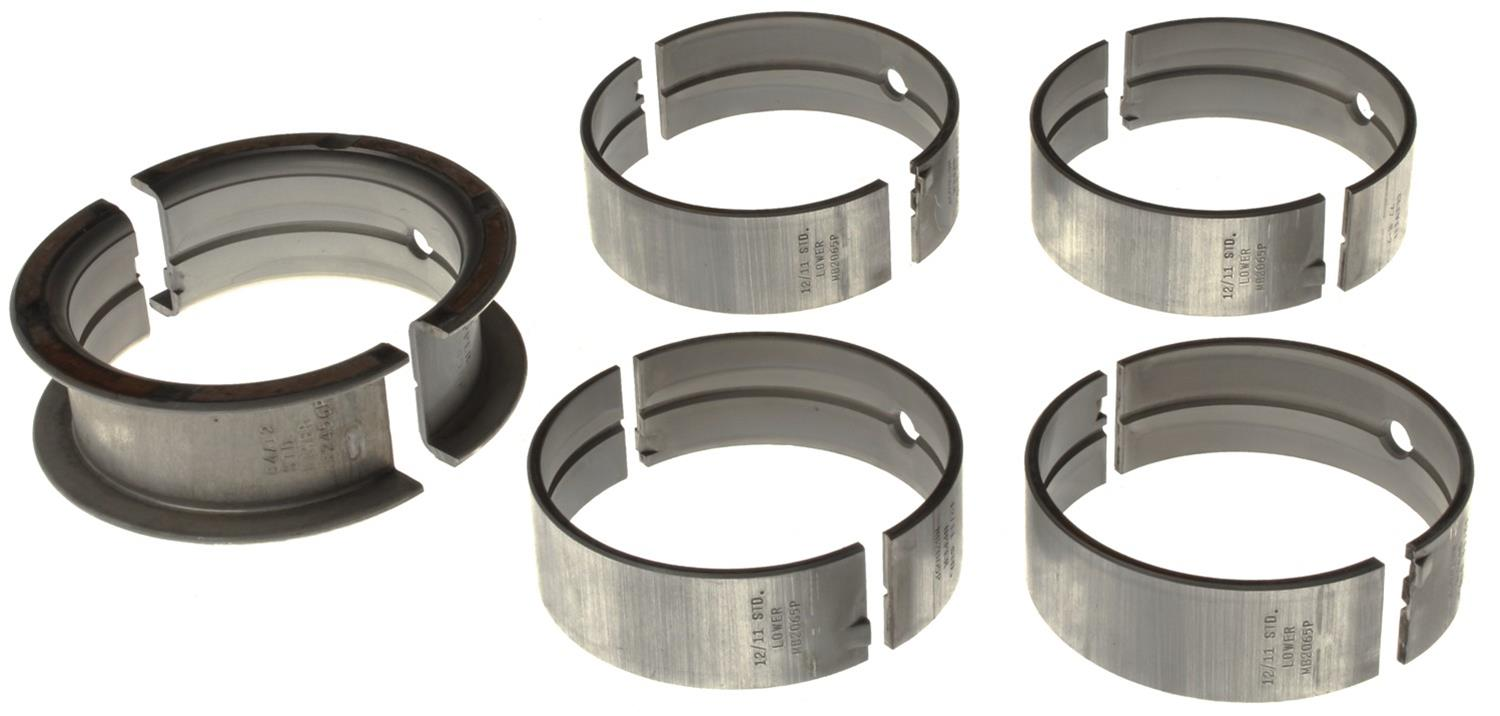 Clevite MS-2324P-10 Engine Crankshaft Main Bearing Set