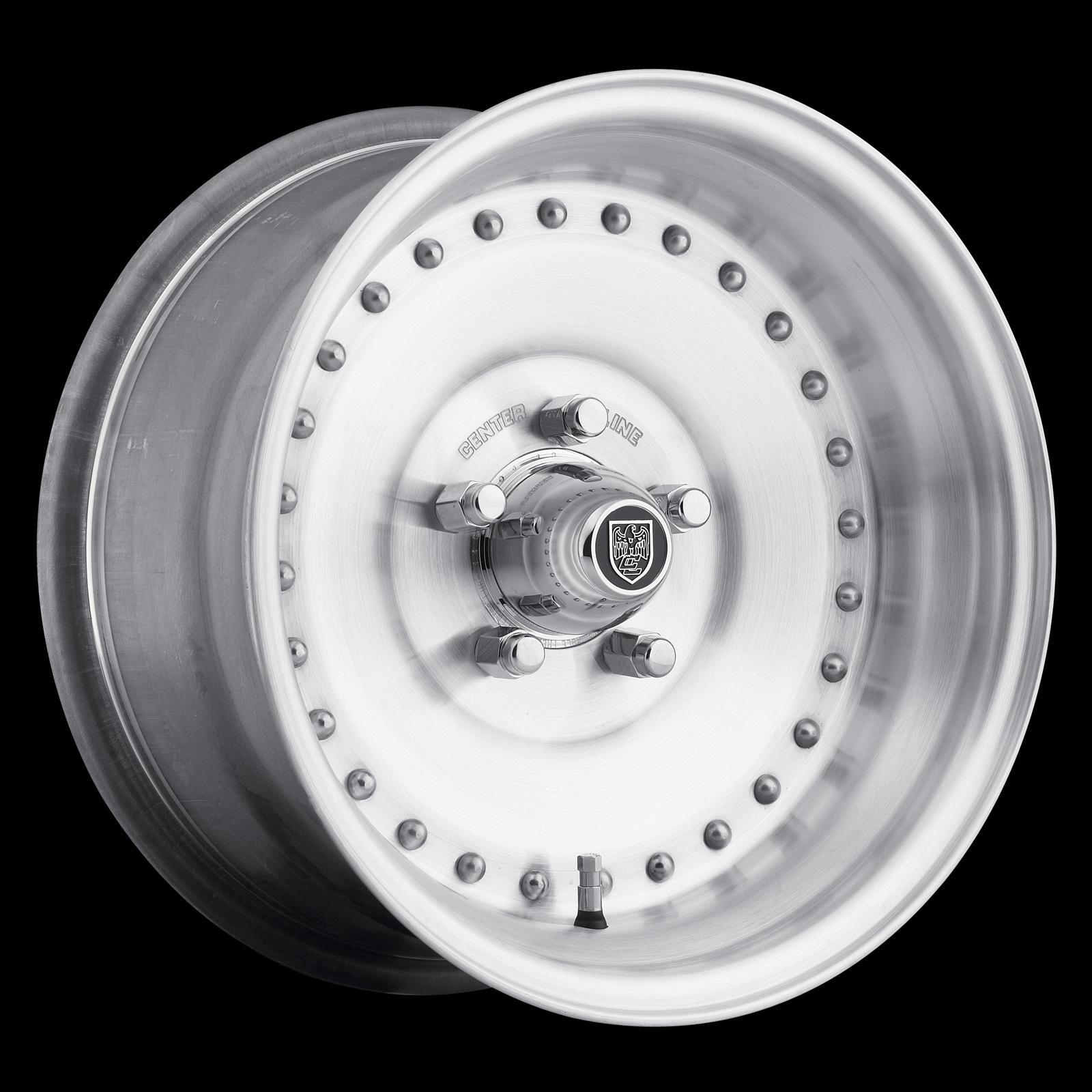 Center Line Wheels Modular Series Auto Drag Satin Wheels 055703547