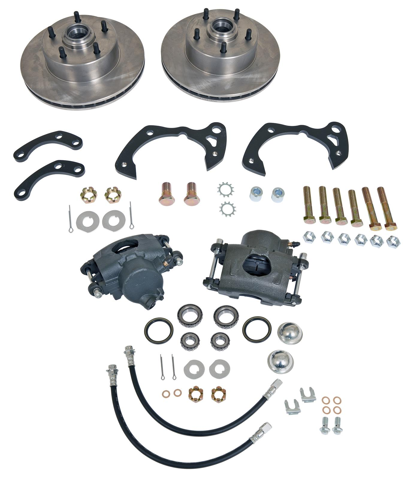CHEVROLET CAPRICE Classic Performance Offset Wheel Disc Brake Kits 6568WBKS
