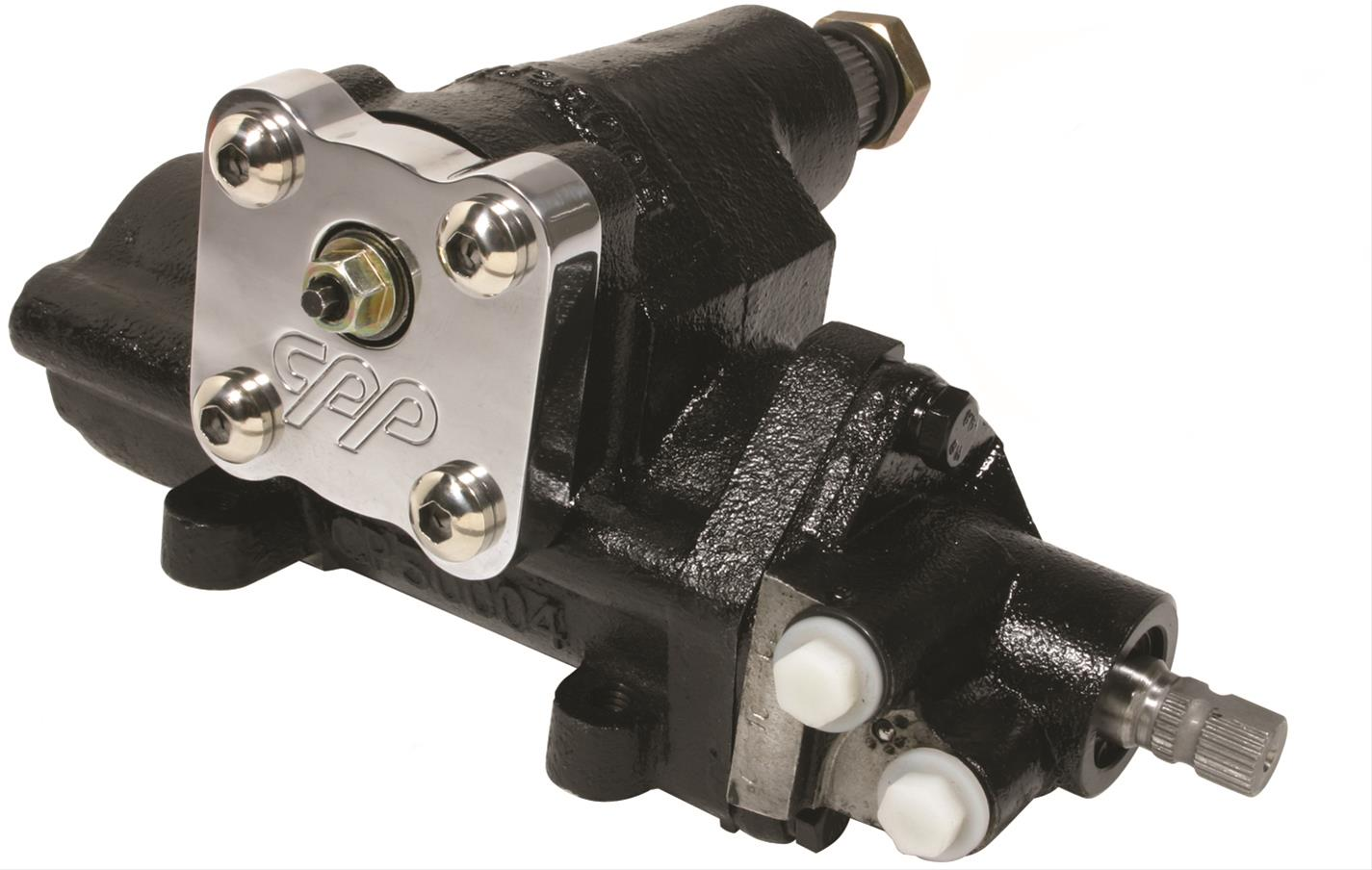 Classic Performance 500 Series Power Steering Boxes ...