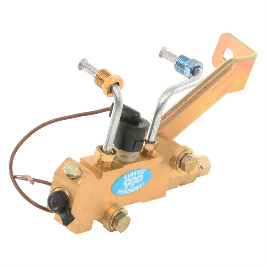 Classic Performance Brake Proportioning Valves PVKS-2 - Free Shipping on  Orders Over $49 at Summit Racing