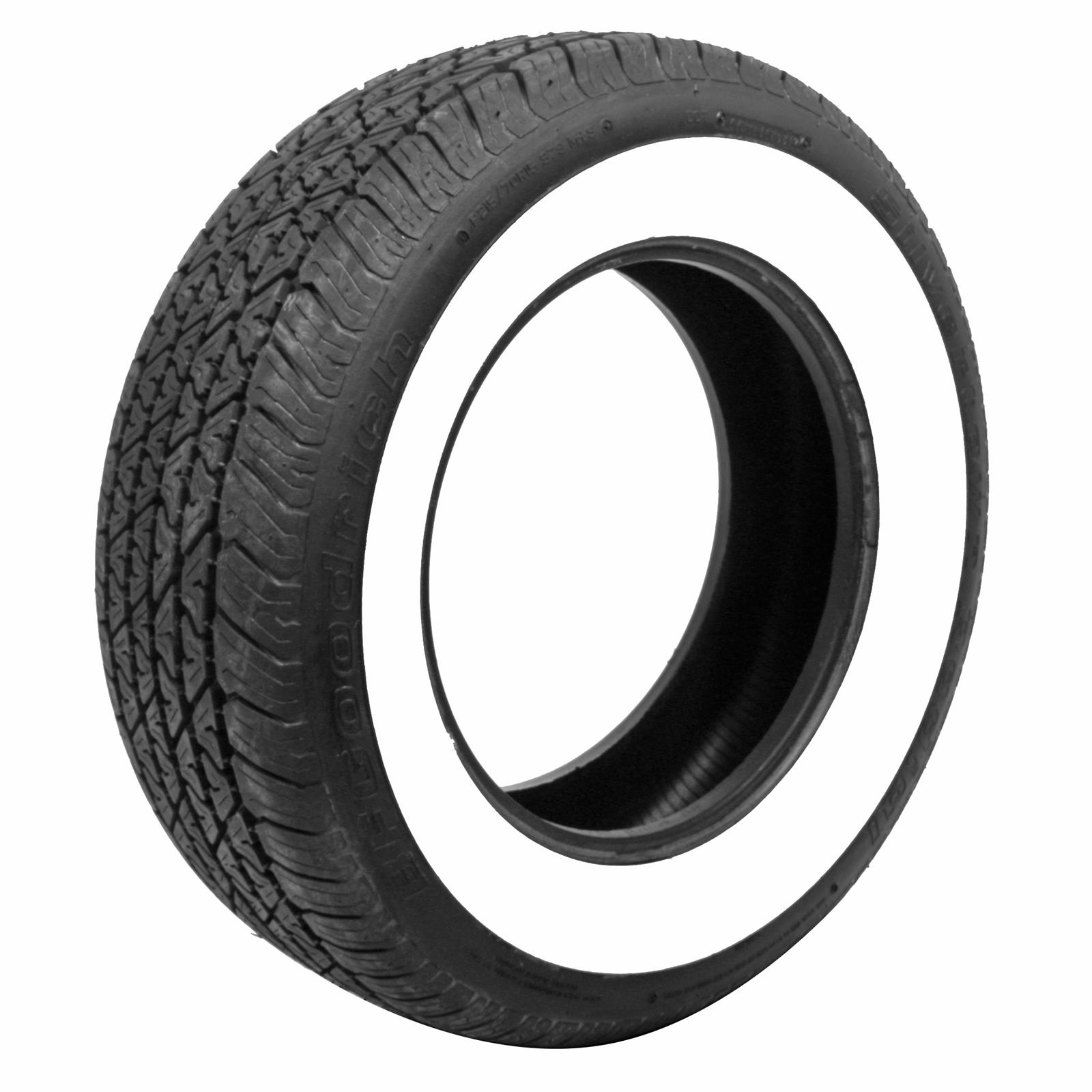 Coker BFGoodrich Silvertown Radial Tires Free Shipping on