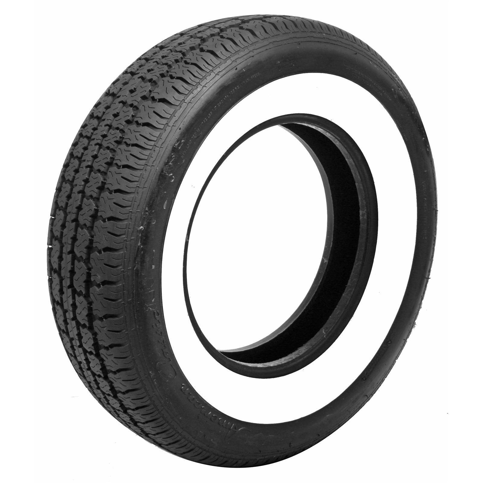 Coker American Classic Collector Radial Tire 215/75-15 ...