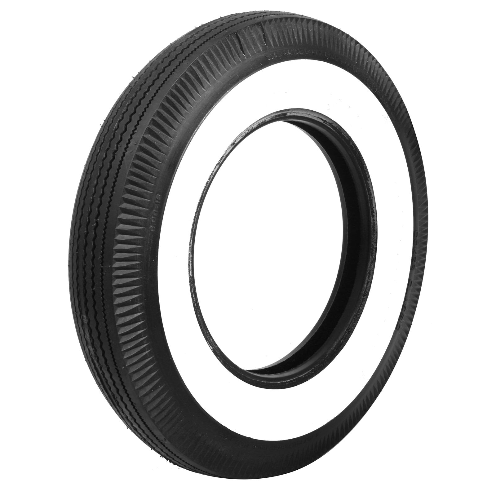 Bias Ply Tires >> Details About Set Of 4 Coker Classic Bias Ply Tire 6 00 16 Bias Ply 3 0 In Whitewall 65500