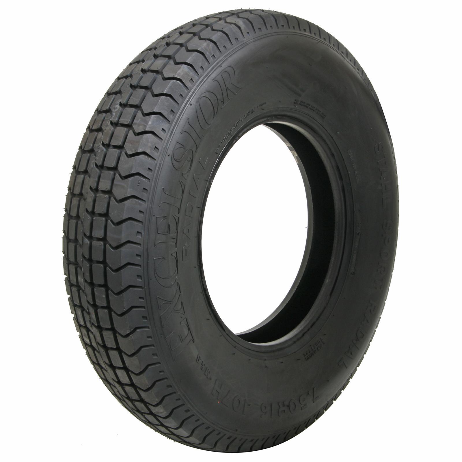 Coker Excelsior Stahl Sport Radial Tires 682297 - Free Shipping on ...