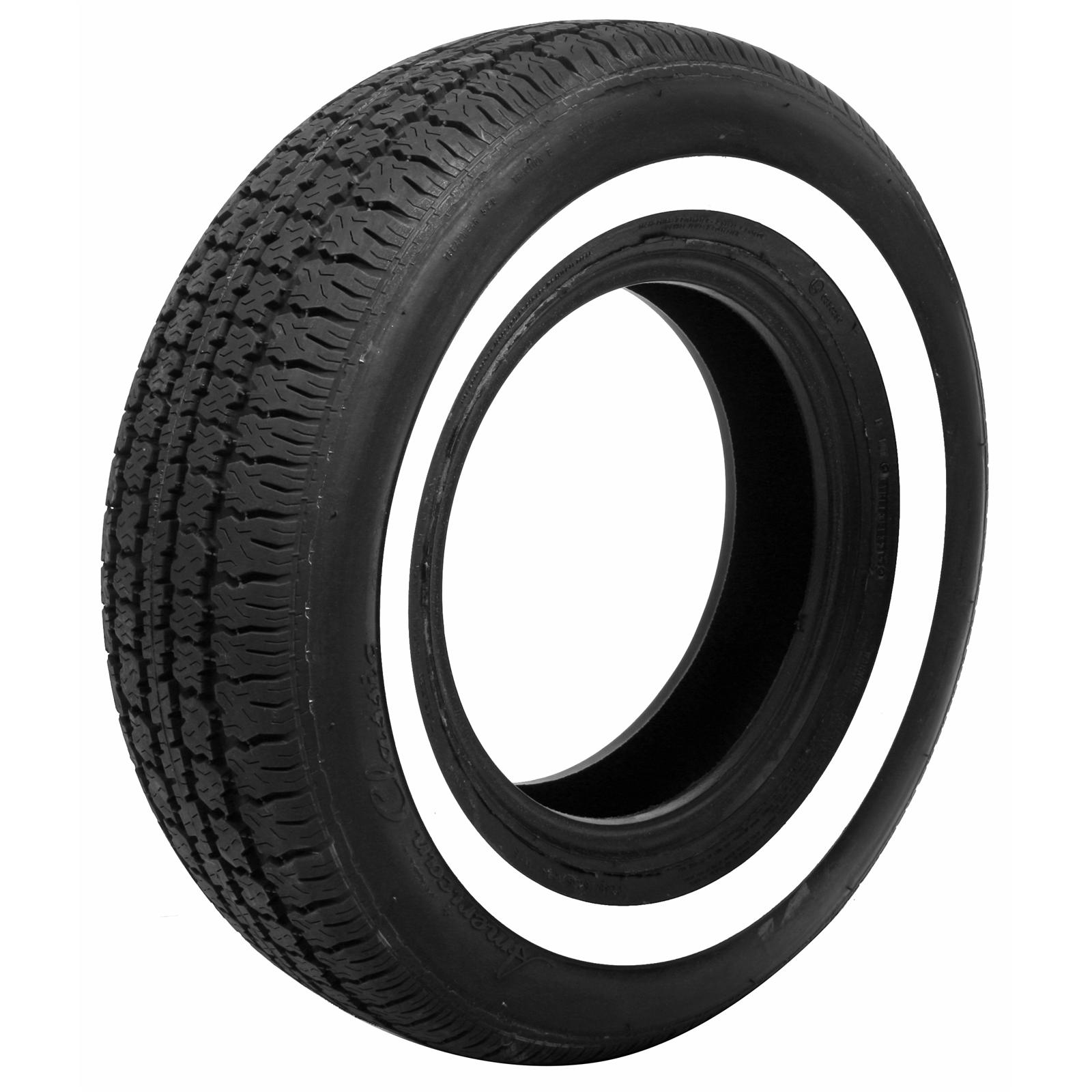 Coker American Classic Collector Radial Tires 700219 ...