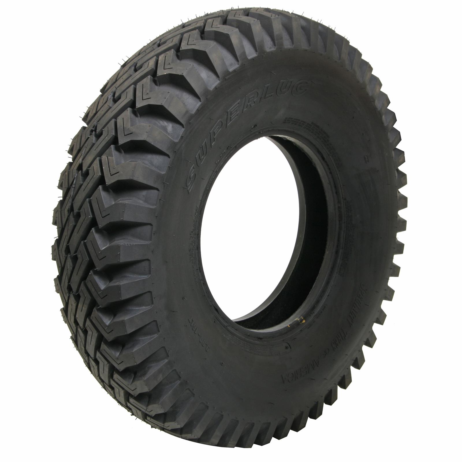 Coker Vintage Truck And Military Tires 71014