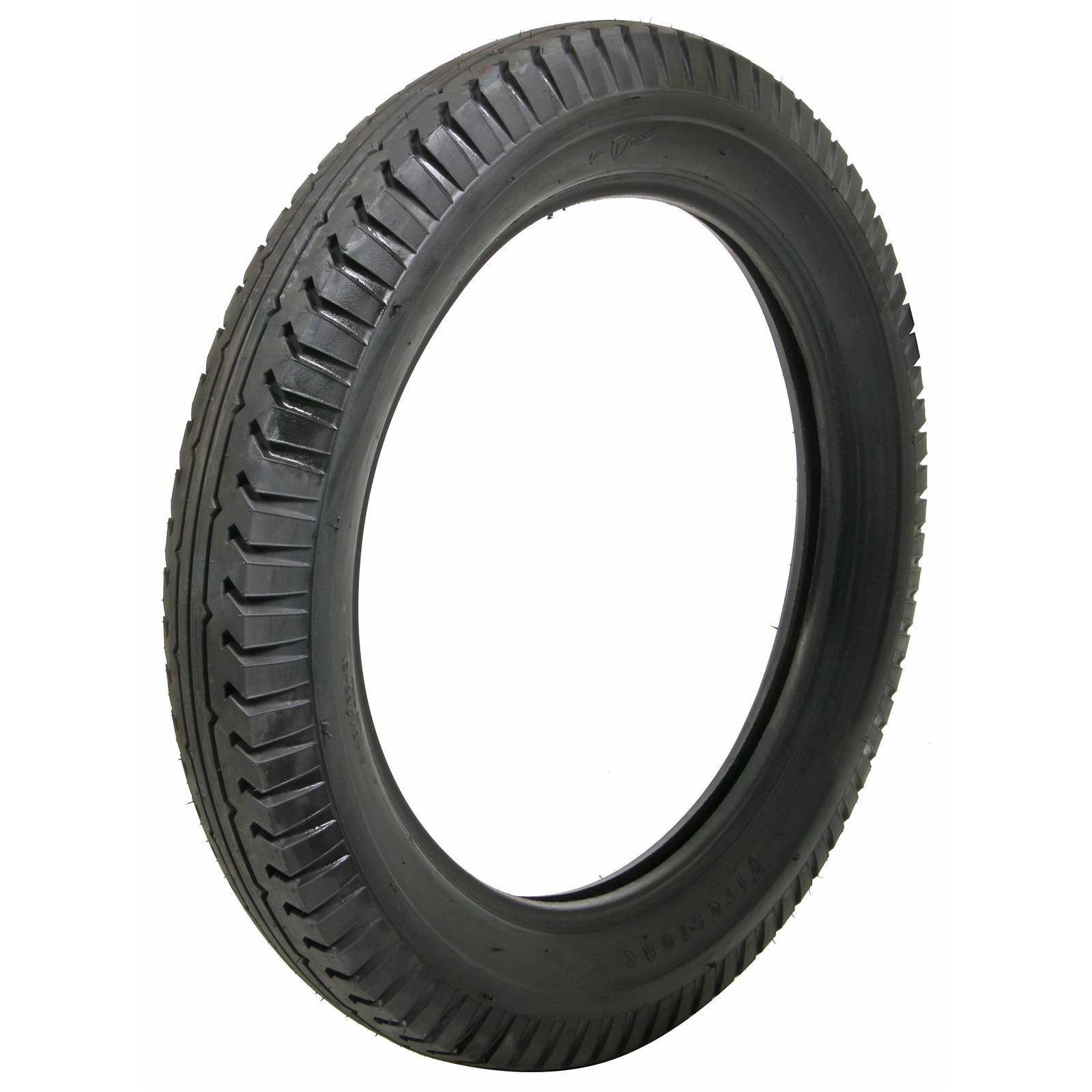 Coker Firestone Vintage Bias Tire 4 40 4 50 21 Bias ply Each