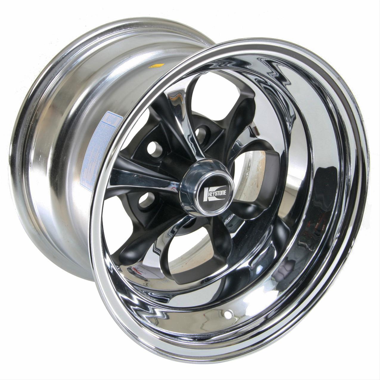 Cragar Chrome Keystone Klassic Wheels 325199 Free