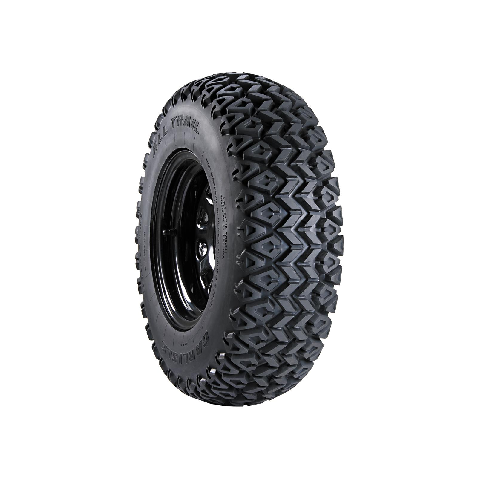 Carlisle All Trail ATV Tire 25X8-12