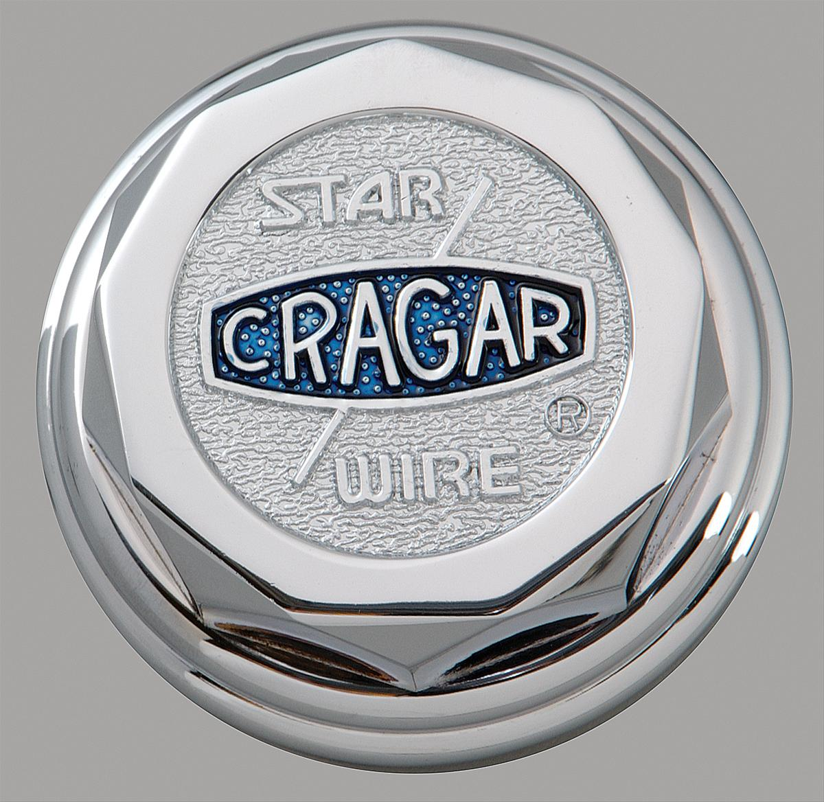 Cragar Wheel Center Caps 6026115 - Free Shipping on Orders Over $99 ...