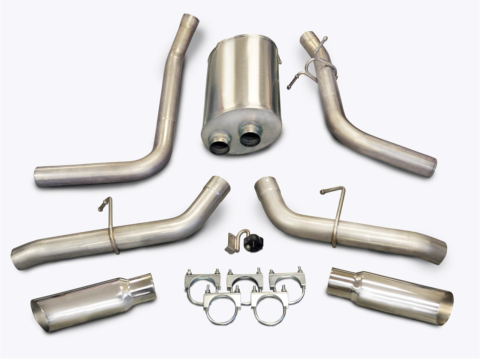 Corsa Db Cat Back Exhaust Systems