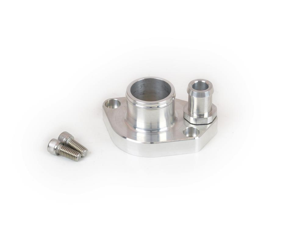 Details about Canton Racing Billet Alum  Water Neck Ford 289 302 351W  Straight up Polish 80026