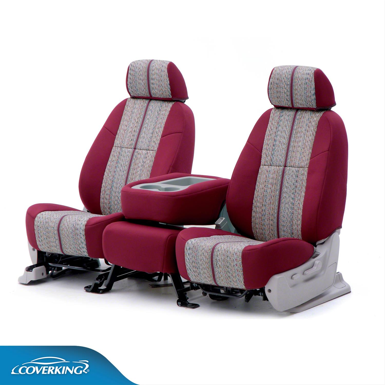 Leatherette Coverking Custom Seat Covers for Ford Escape